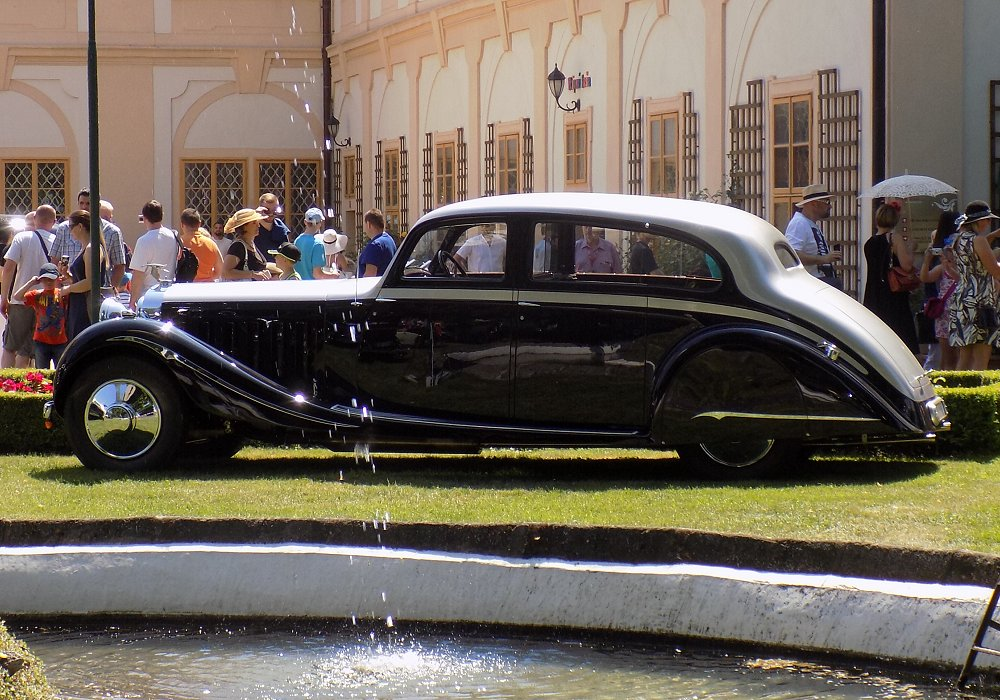 Hispano-Suiza J12 Gurney Nutting Sedan