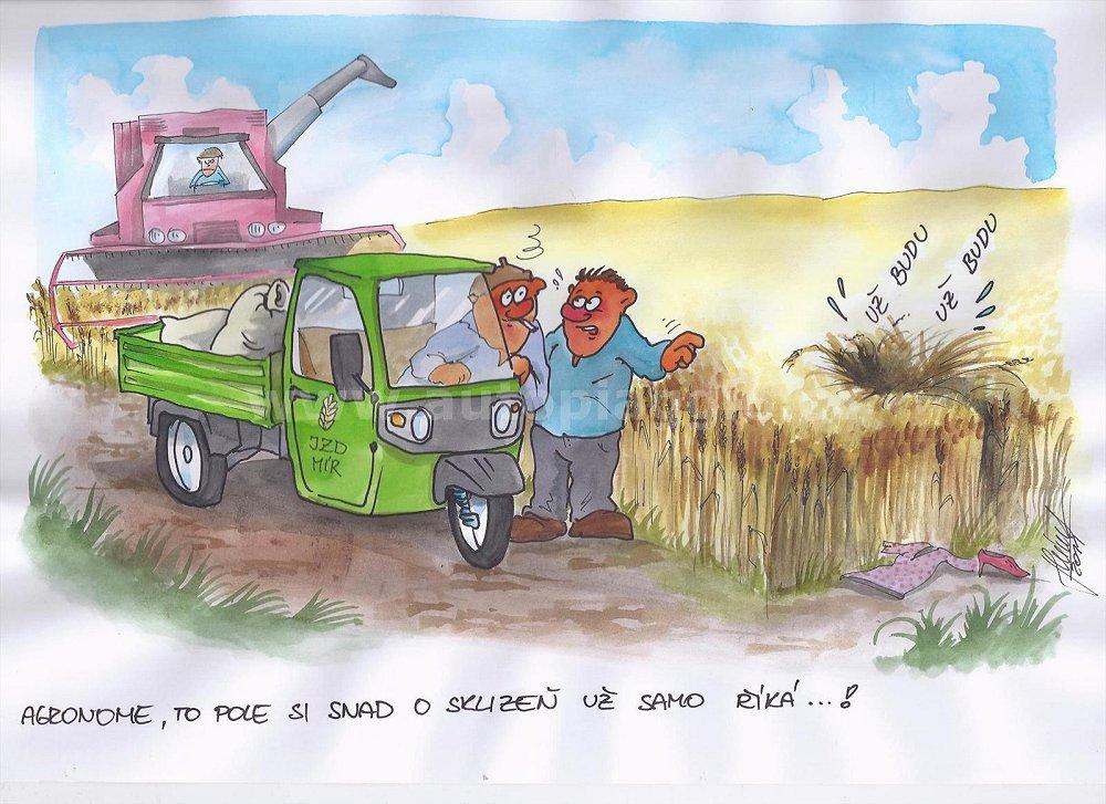 Kreslen 233 Vtipy Piaggio