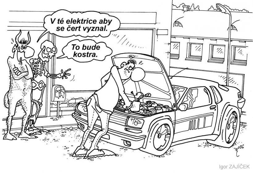 Kreslene Vtipy Igor Zajicek