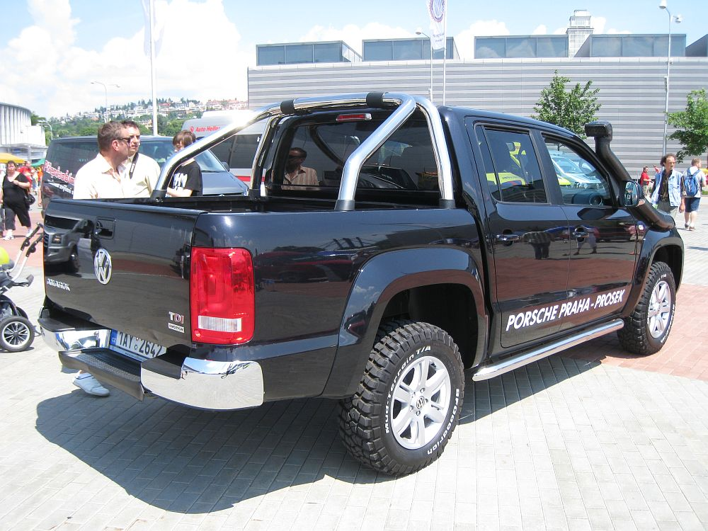 volkswagen amarok doublecab 2 0 tdi 4motion 2011 auta5p id 17824 fr. Black Bedroom Furniture Sets. Home Design Ideas