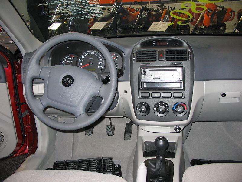 киа серато 2005 седан фото