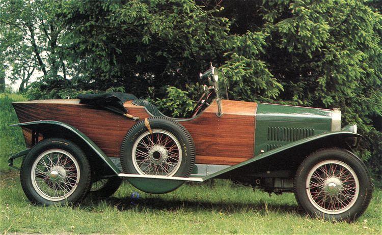 Ceirano S 150, 1924 [A...