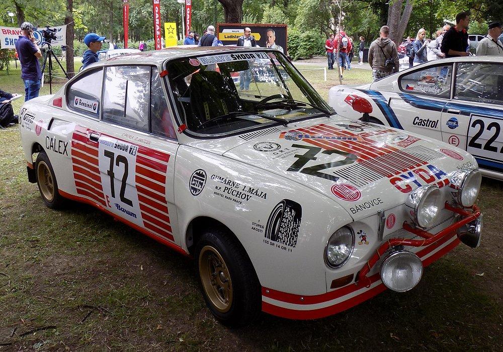 Škoda 130 RS Rallye, 1977 [Auta5P ID:22601 RUS]