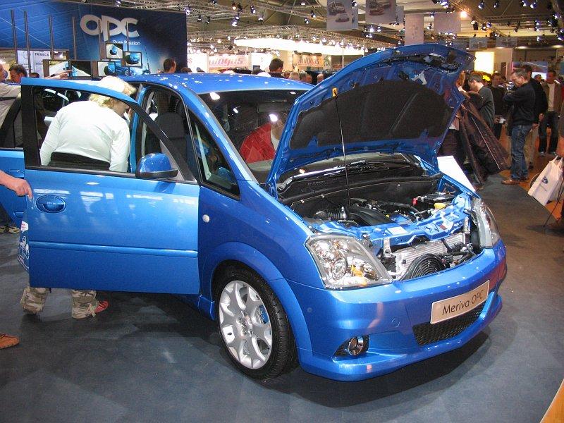 Opel Meriva Opc 2006 Auta5p Id11162 En