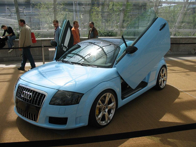 Audi Tt 1 8 T Quattro Tuning 2002 Auta5p Id 1024 En