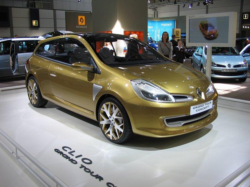 Renault Clio Grand Tour Concept 2007 Auta5p Id12712 En