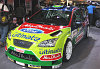 Ford Focus RS WRC07, rok:2007