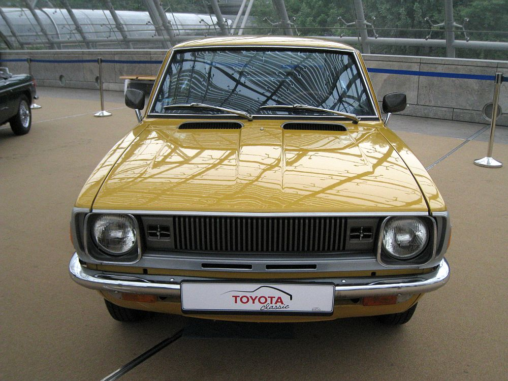 Toyota Corolla 1200 Coupe Best Photos And Information Of Modification