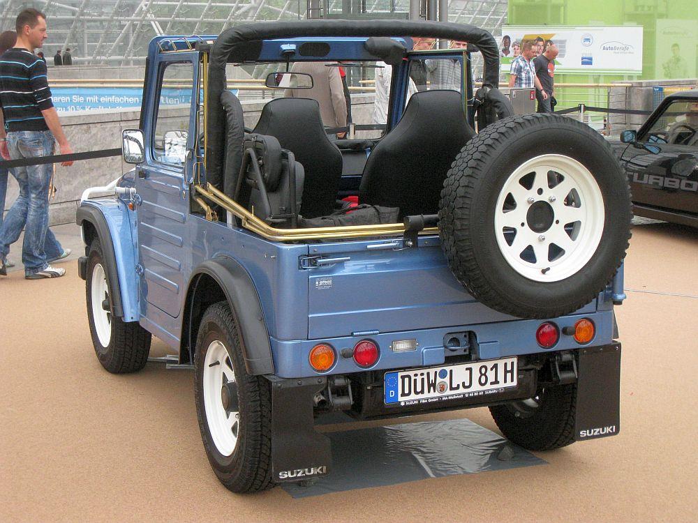 Suzuki  Hp Specifications