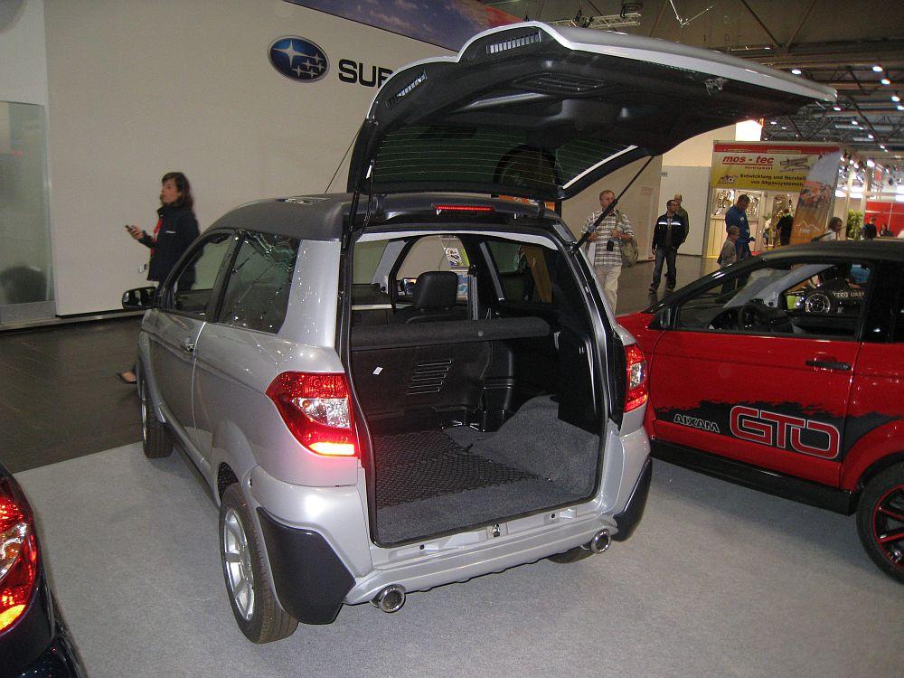aixam crossover premium 2012 auta5p id 18570 fr. Black Bedroom Furniture Sets. Home Design Ideas