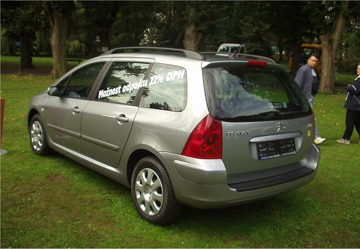 Peugeot 307 Break XR 1.6 16V