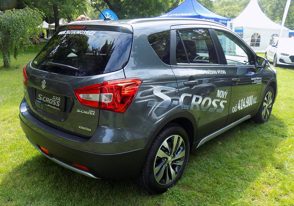 Suzuki SX4 S-Cross 1.4 BoosterJet AllGrip