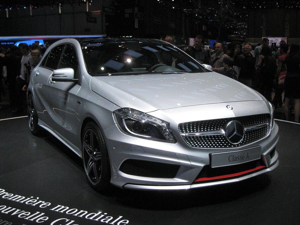 Mercedes benz a 220 cdi amg sport 2012 auta5p id 18148 en for Benz sport katalog