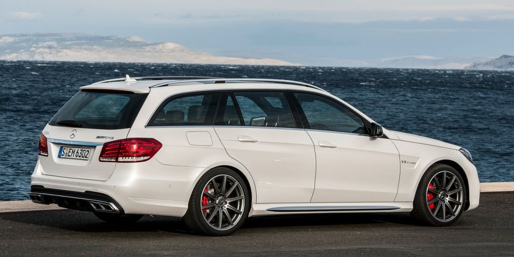 Mercedes-Benz E 63 AMG S 4Matic Kombi