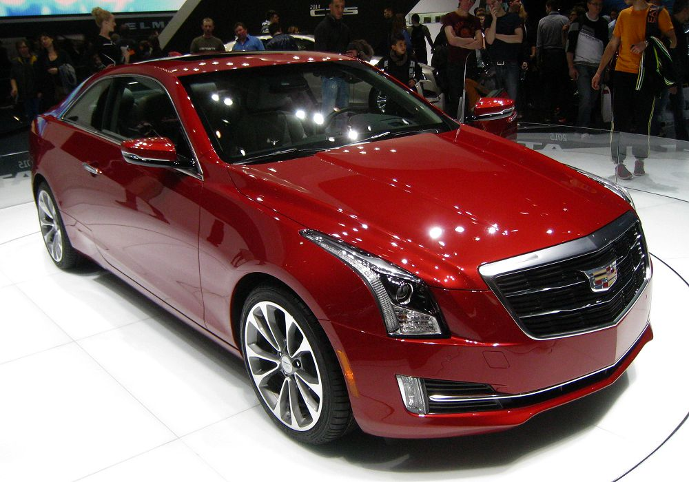 cadillac ats coup 2 0 t at 2014 auta5p id 20292 ger. Black Bedroom Furniture Sets. Home Design Ideas