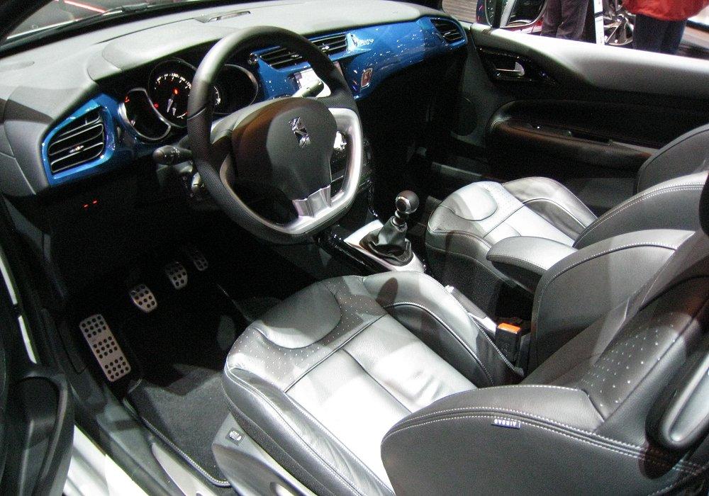 ds 3 cabrio 1 6 thp 165 2015 auta5p id 21334 fr. Black Bedroom Furniture Sets. Home Design Ideas