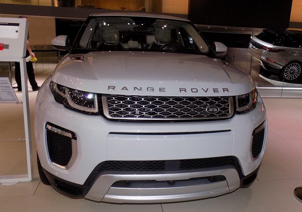 land rover range rover evoque td4 180 autobiography 2017 auta5p id 23564 cz. Black Bedroom Furniture Sets. Home Design Ideas