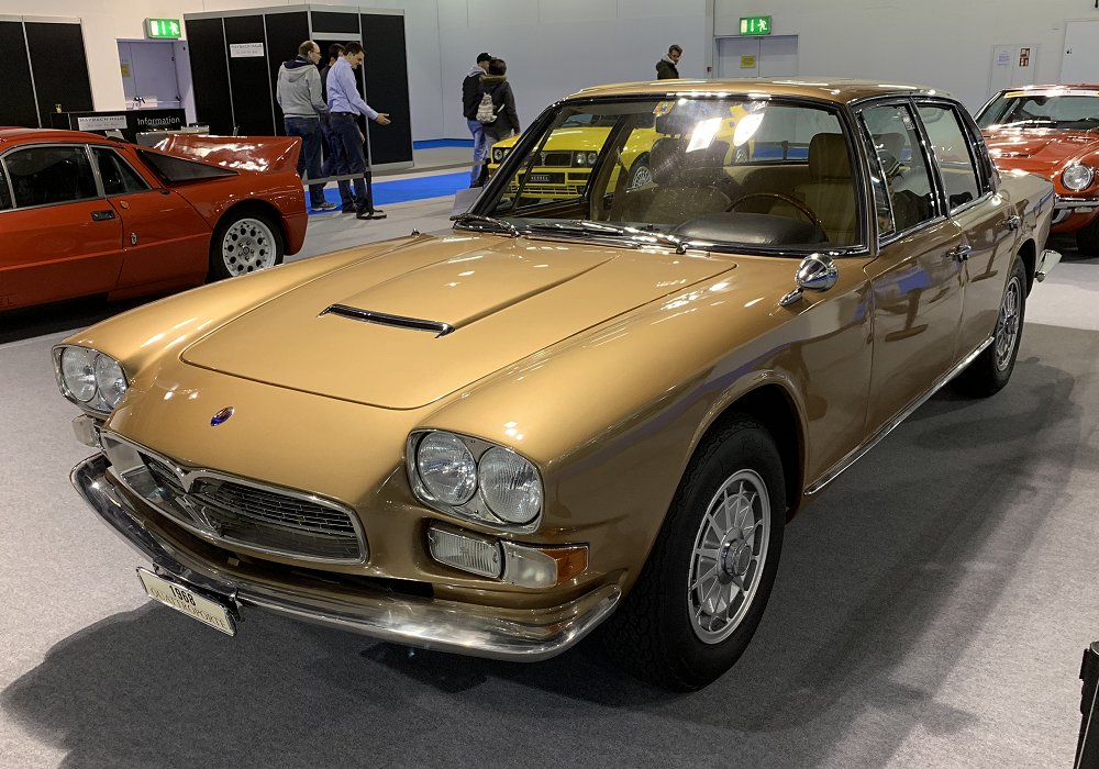 Maserati Quattroporte 4200, 1968 Auta5P ID:25644 CZ