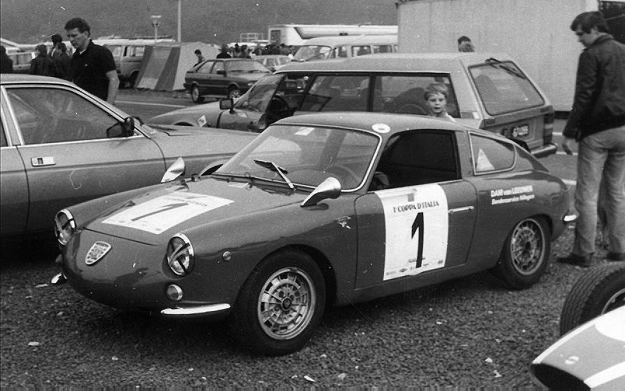 Abarth Fiat Monomille Coup It Lie 1961