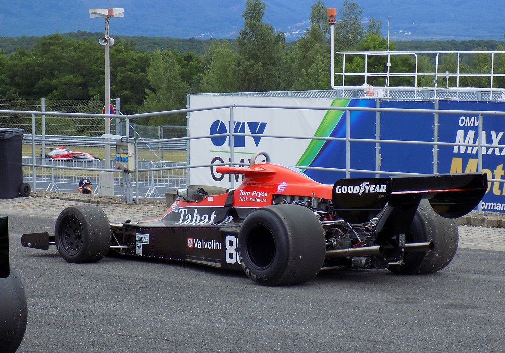 Shadow DN5B Cosworth F1