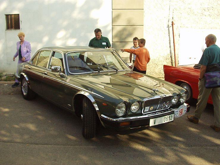 Jaguar XJ12 5.3 Vanden Plas, 1981 Auta5P ID:7388 EN