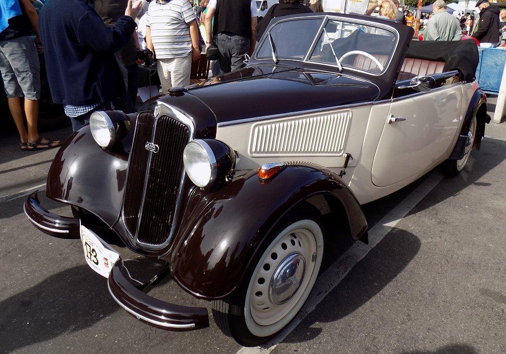 dkw f8 meisterklasse cabriolet 1939 auta5p id 21802 en. Black Bedroom Furniture Sets. Home Design Ideas