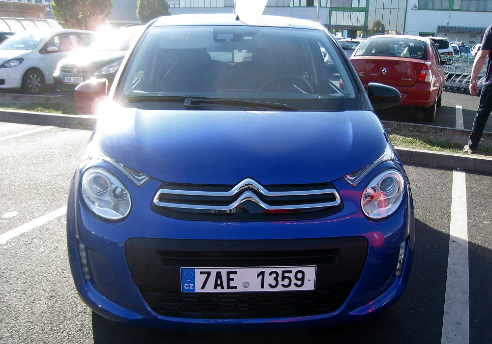 Citroën C1 1.0 VTi 72 ETG Urban Ride