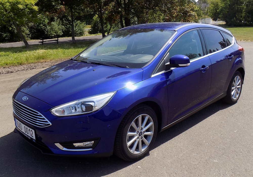 Ford Focus 1.5 EcoBoost 150