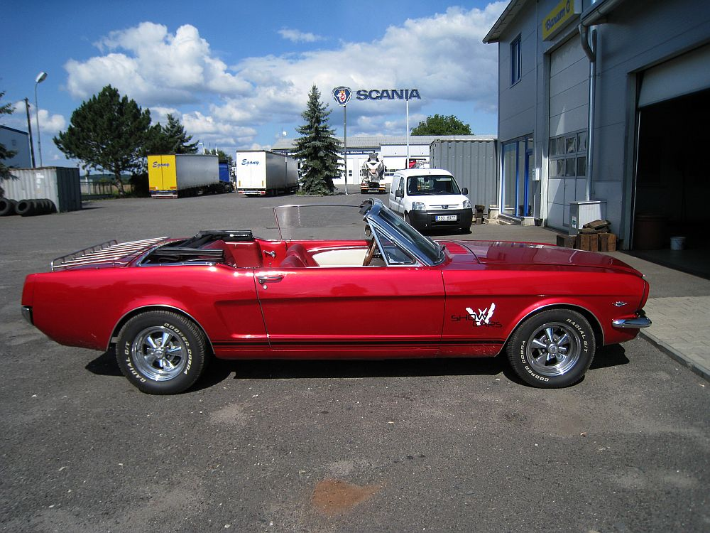 Ford Mustang GT 289 Convertible